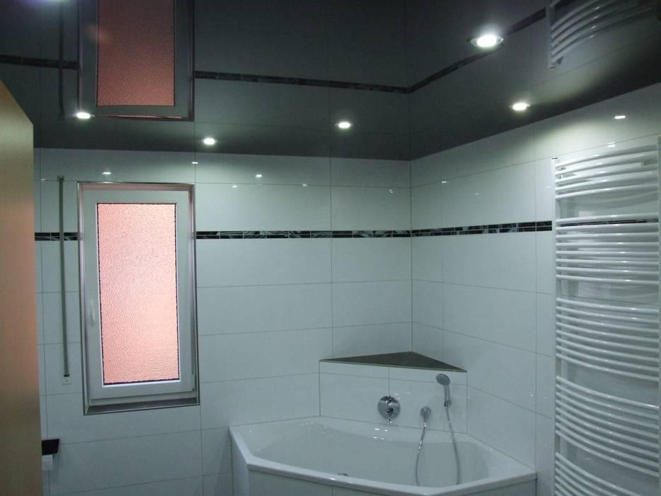 Decken/wand verkleidung moderne badezimmer von decken design ...