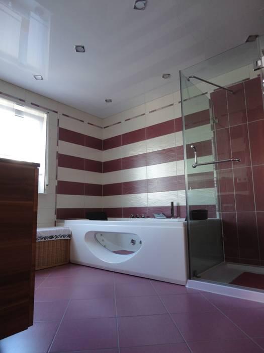 Decken/wand verkleidung: badezimmer von decken design,modern ...