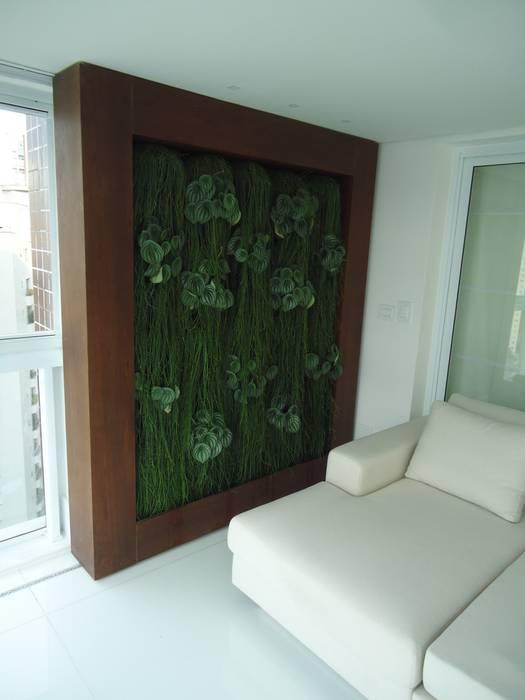 Solução Viva e Móvel Varandas, alpendres e terraços minimalistas por Quadro Vivo Urban Garden Roof & Vertical Minimalista