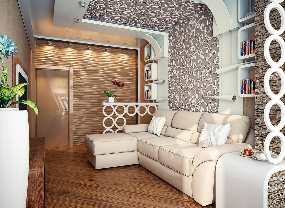 Wohnzimmer von Инна Михайская