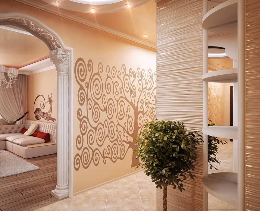 Living room by Инна Михайская, Classic
