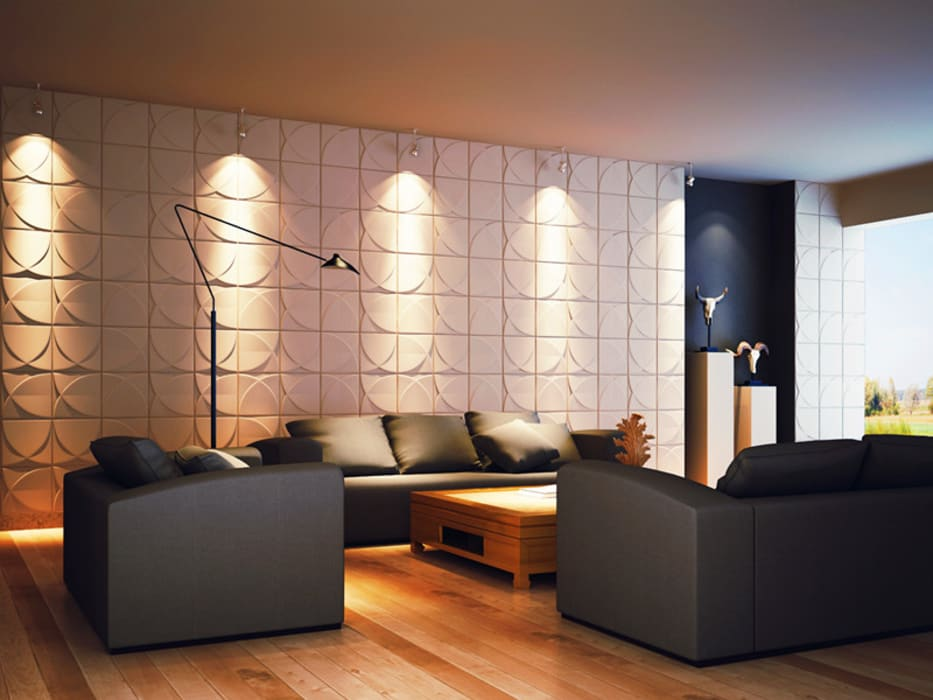 Walls & flooring تنفيذ A EXCLUSIVA - Sustainable Buildings Materials