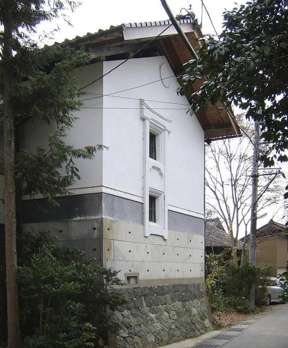 北の蔵 外観: 家山真建築研究室 Makoto Ieyama Architect Officeが手掛けた家です。