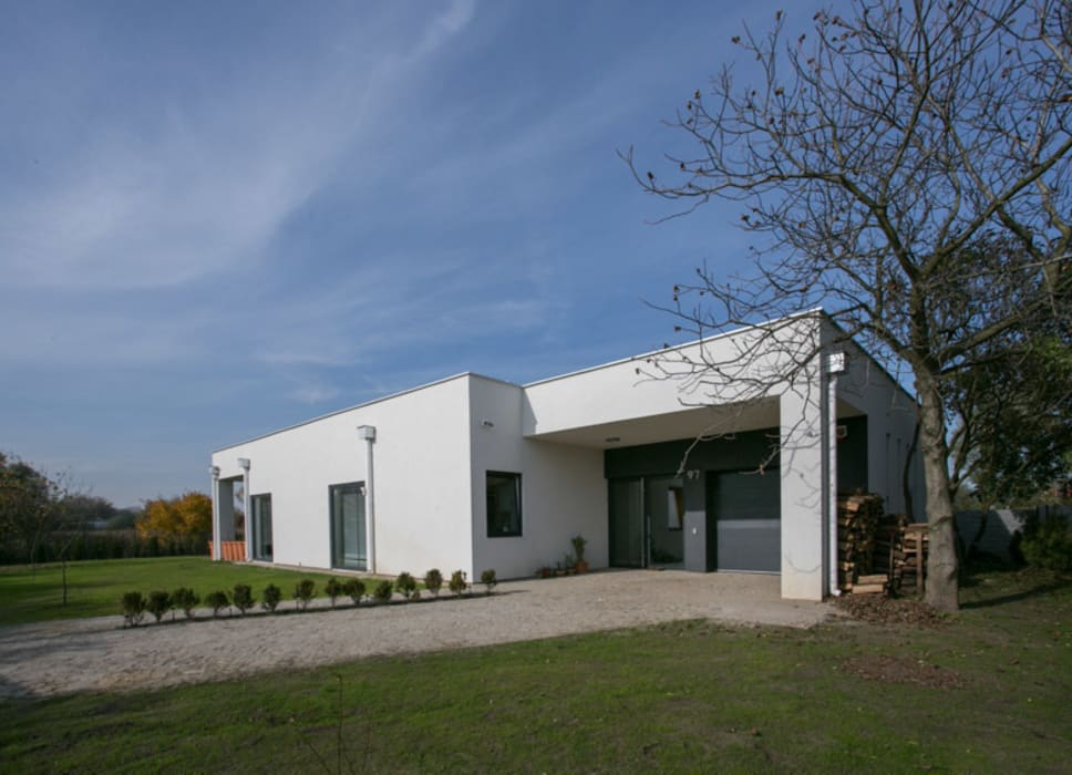 Moderne Häuser von Anna Kukawska - Architekt Modern