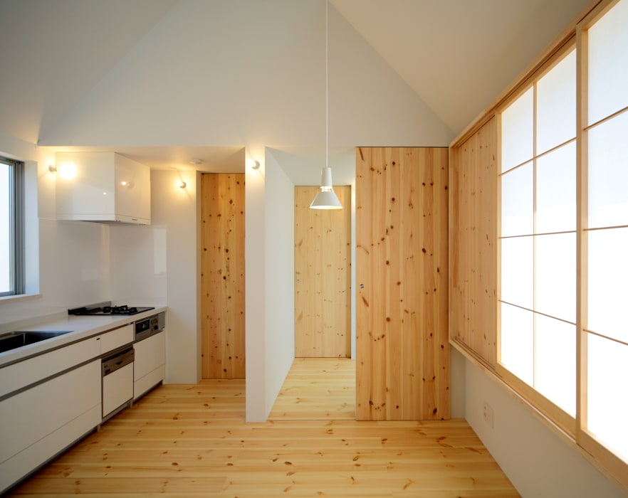 星設計室 Minimalist dining room