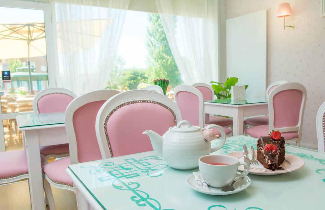 2ToMoments - Casa de Chá Espaços de trabalho clássicos por Ângela Pinheiro Home Design Clássico Madeira Acabamento em madeira