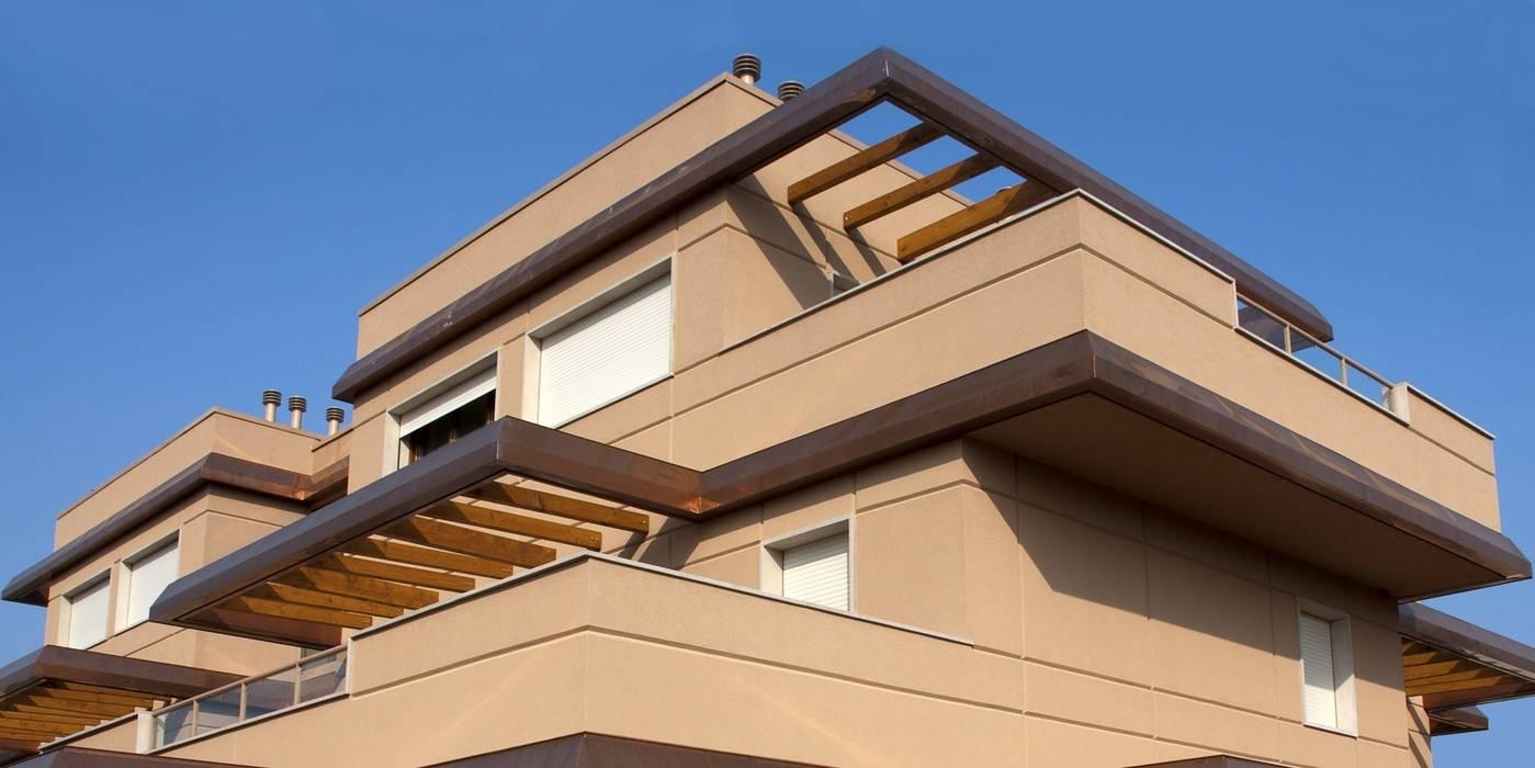 Heliopolis: Case in stile in stile Moderno di M A+D Menzo Architettura+Design