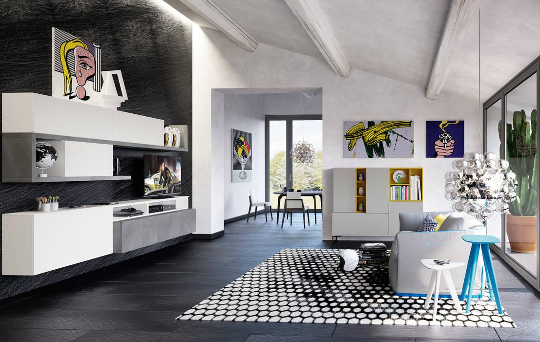 Catalogo astor mobili in stile di nespoli 3d moderno for Catalogo di mobili