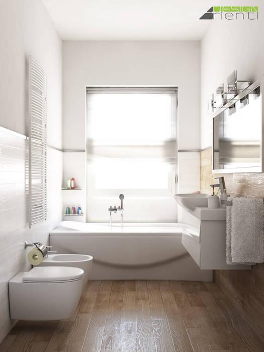 Ванная комната в стиле модерн от Arienti Design Модерн Плитка