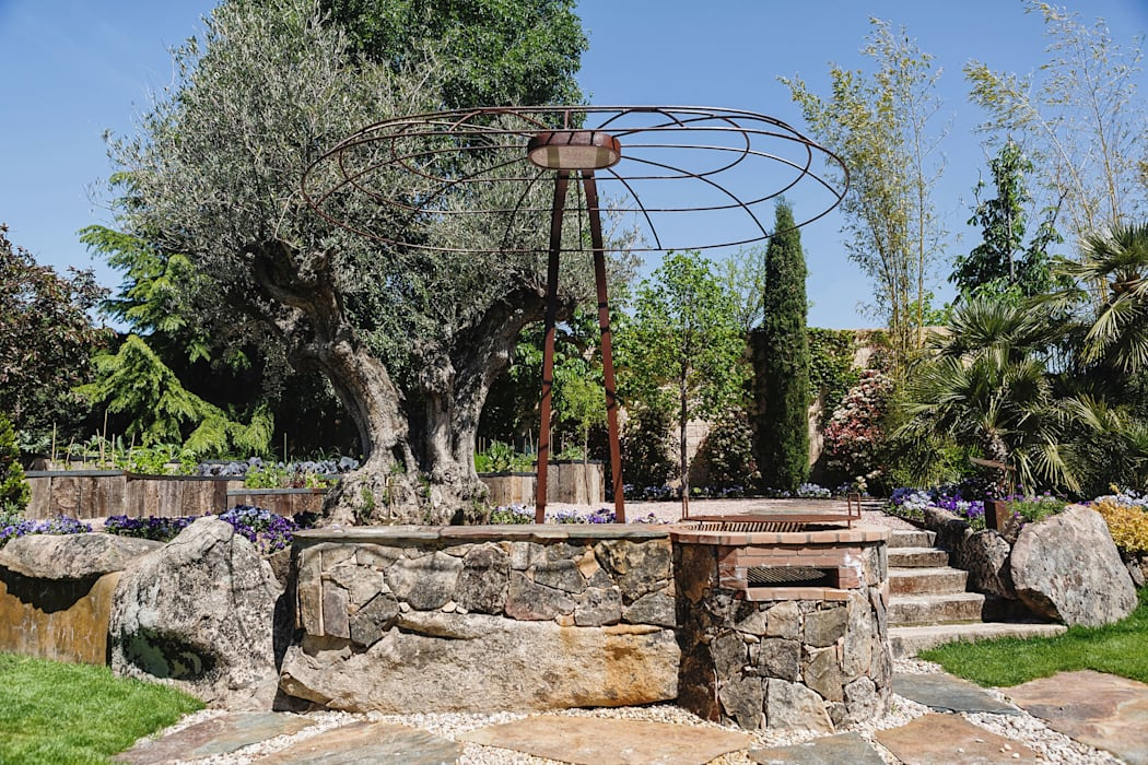 Jardim  por Slabon  Forja Creativa,