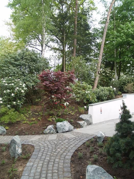 Cousin Architekt - Ökotekt Modern Garden