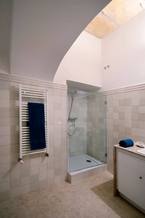 casa de banho Casas de banho modernas por Staging Factory Moderno