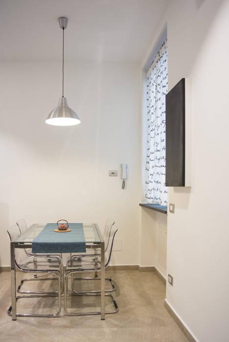 Zona pranzo: Cucina in stile in stile Moderno di Studio di architettura Miletta