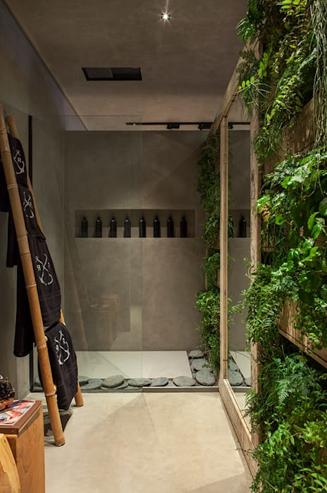 Eclectic style bathrooms by Gabriela Pereira Eclectic