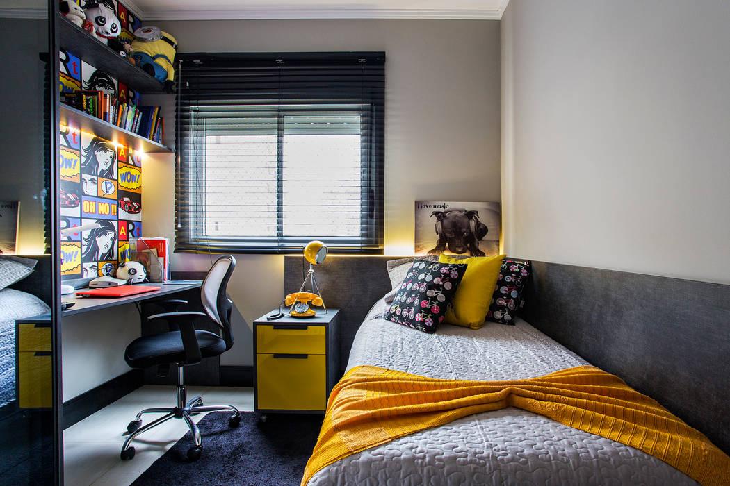 Nursery/kid's room by Lo. interiores, Modern