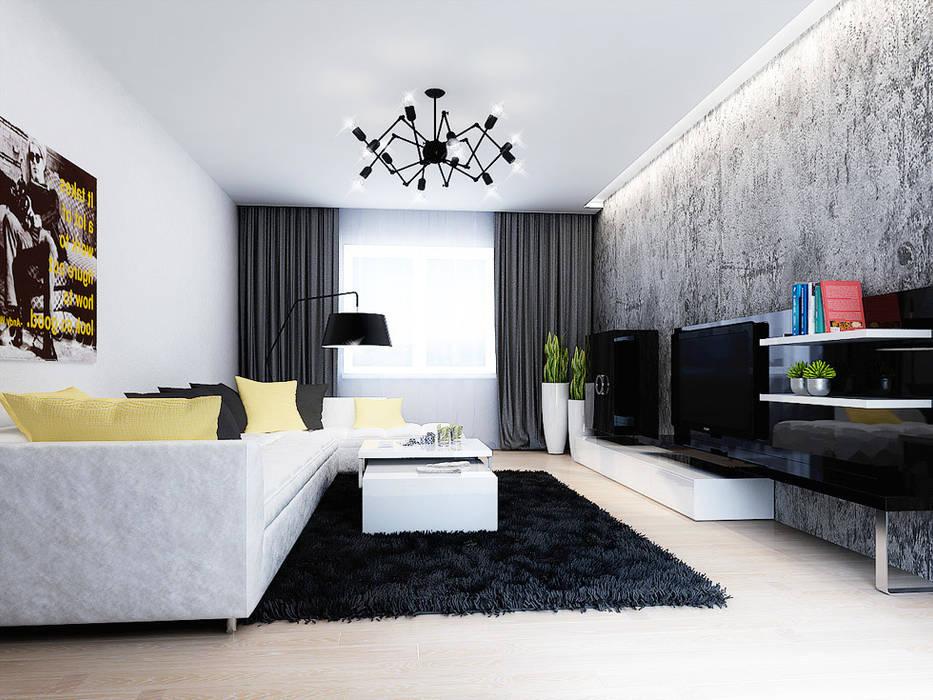 черно белые фото в интерьере гостиной сюрприз для женщин