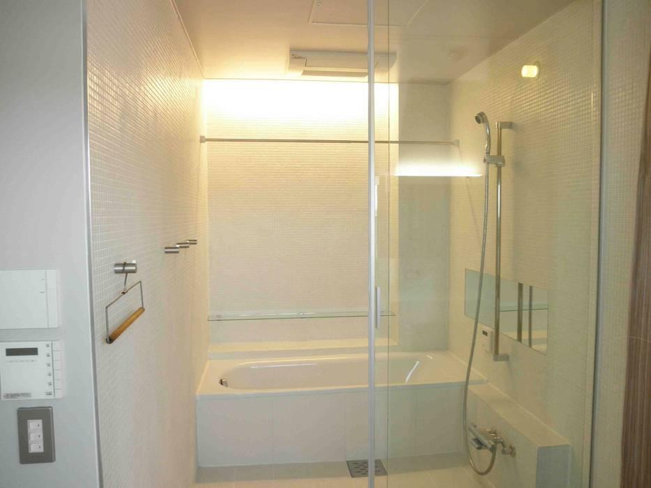 Bathroom by ティー・ケー・ワークショップ一級建築士事務所, Scandinavian