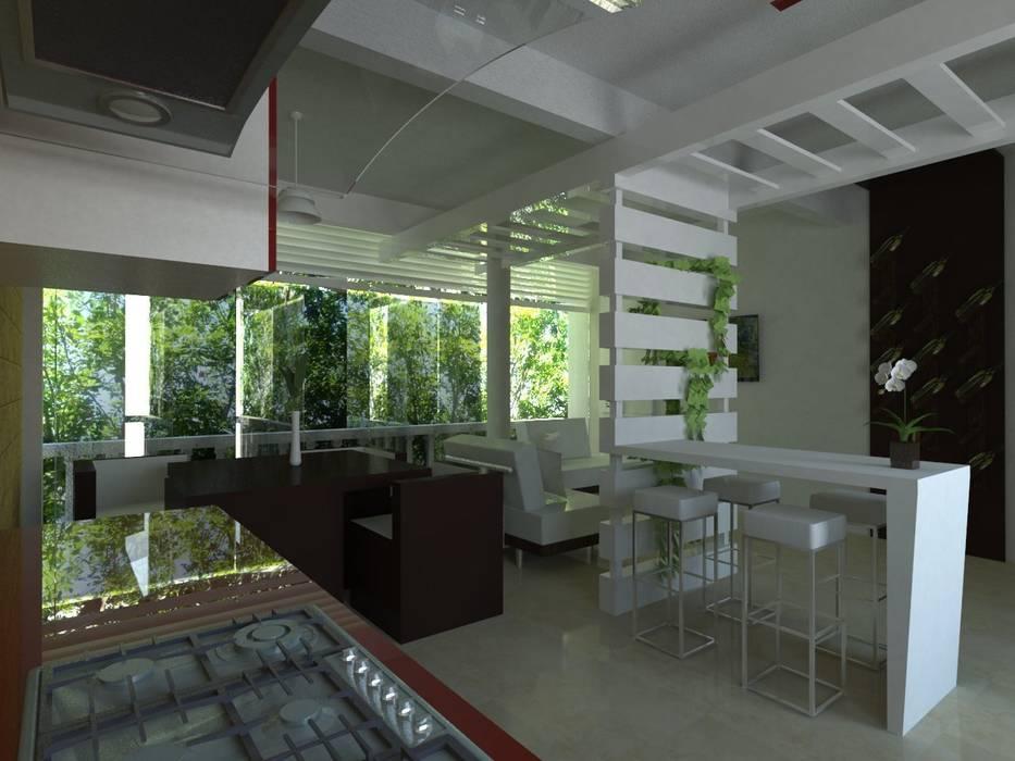 by IDEA Studio Arquitectura Modern