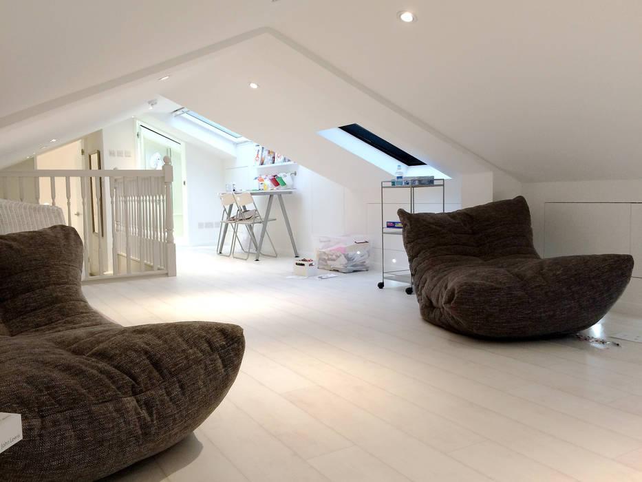 Loft: modern  by GK Architects Ltd, Modern