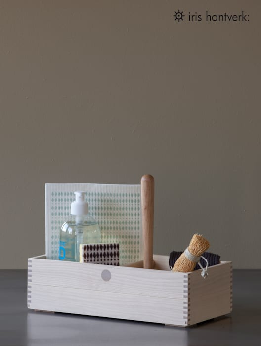 Kitchen 現代廚房設計點子、靈感&圖片 根據 Iris Hantverk 現代風