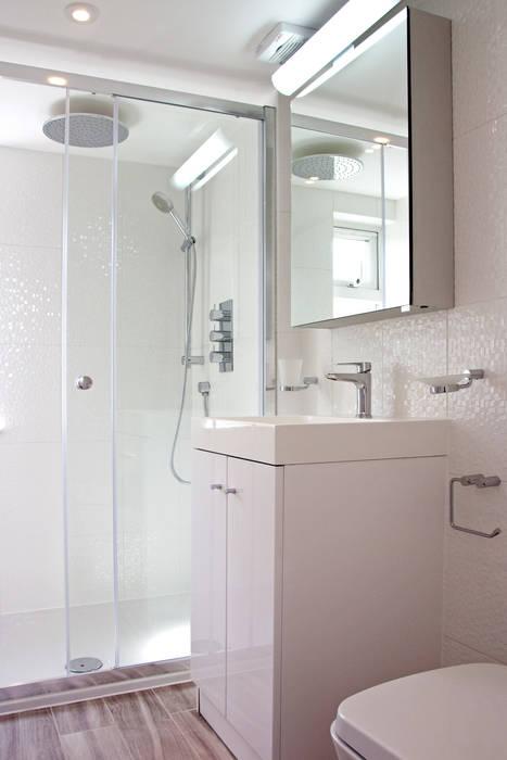 modern  oleh GK Architects Ltd, Modern