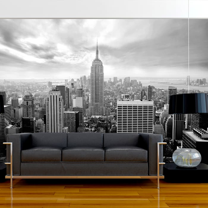 Vliestapete Von Premiumarte New York Wohnzimmer Von