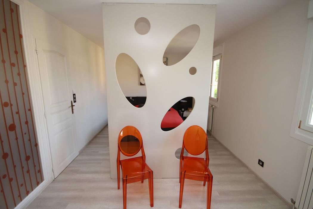 根據 Agence C+design - Claire Bausmayer 現代風
