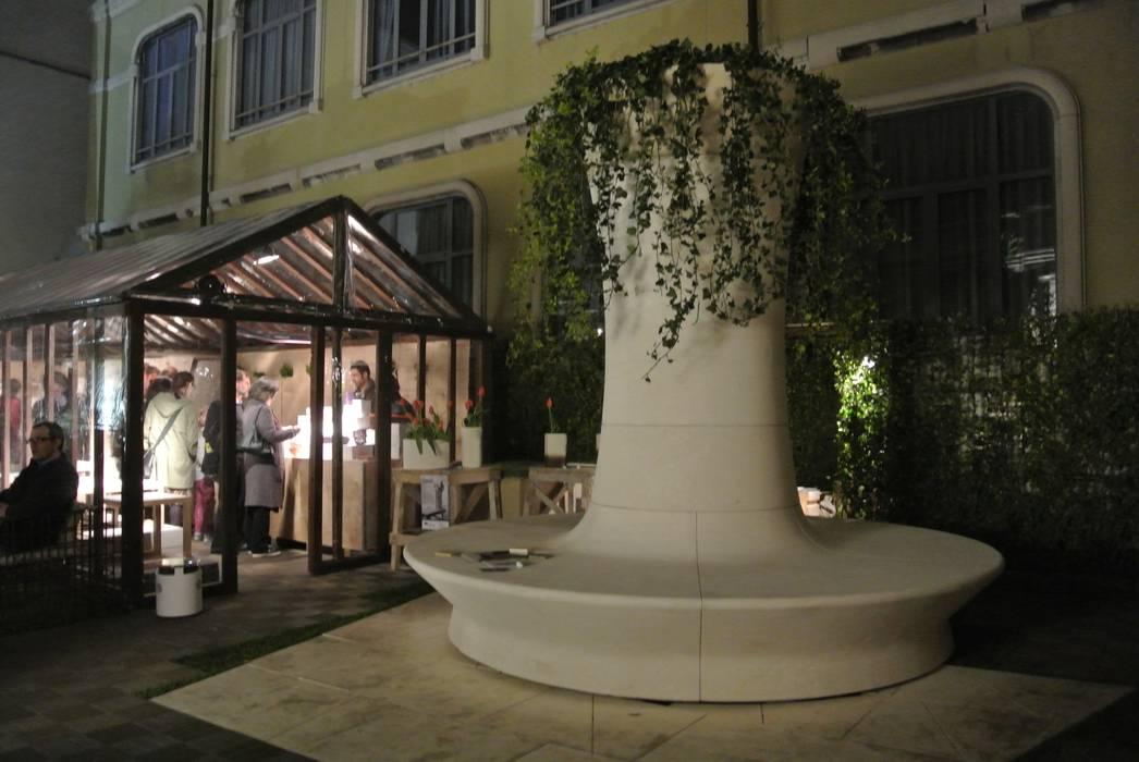 Sengio: Giardino in stile  di PEOTTA ARMANDO SRL