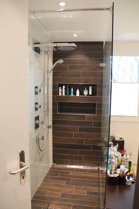 Begehbare duschen mediterrane badezimmer von bauarena ...