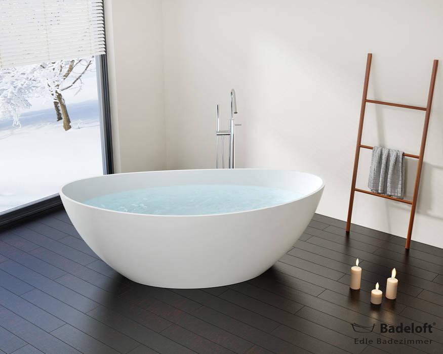 Baños de estilo  de Badeloft GmbH - Hersteller von Badewannen und Waschbecken in Berlin