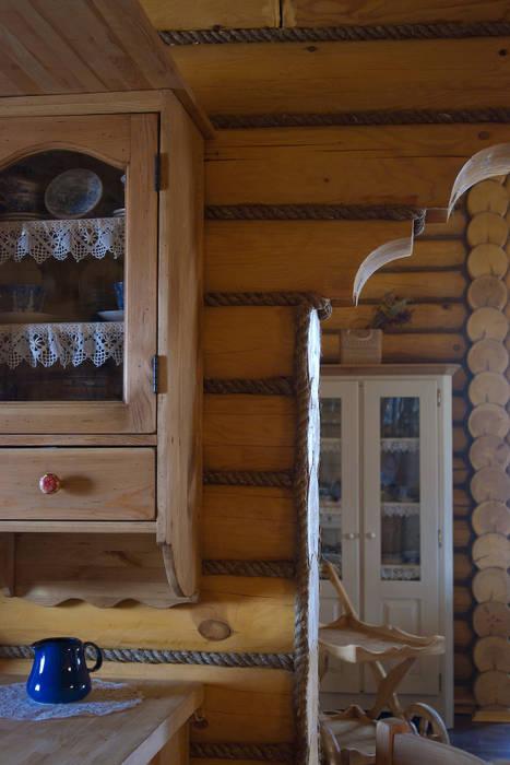 Shachebol House Кухня в стиле кантри от Alena Kazimirava Кантри