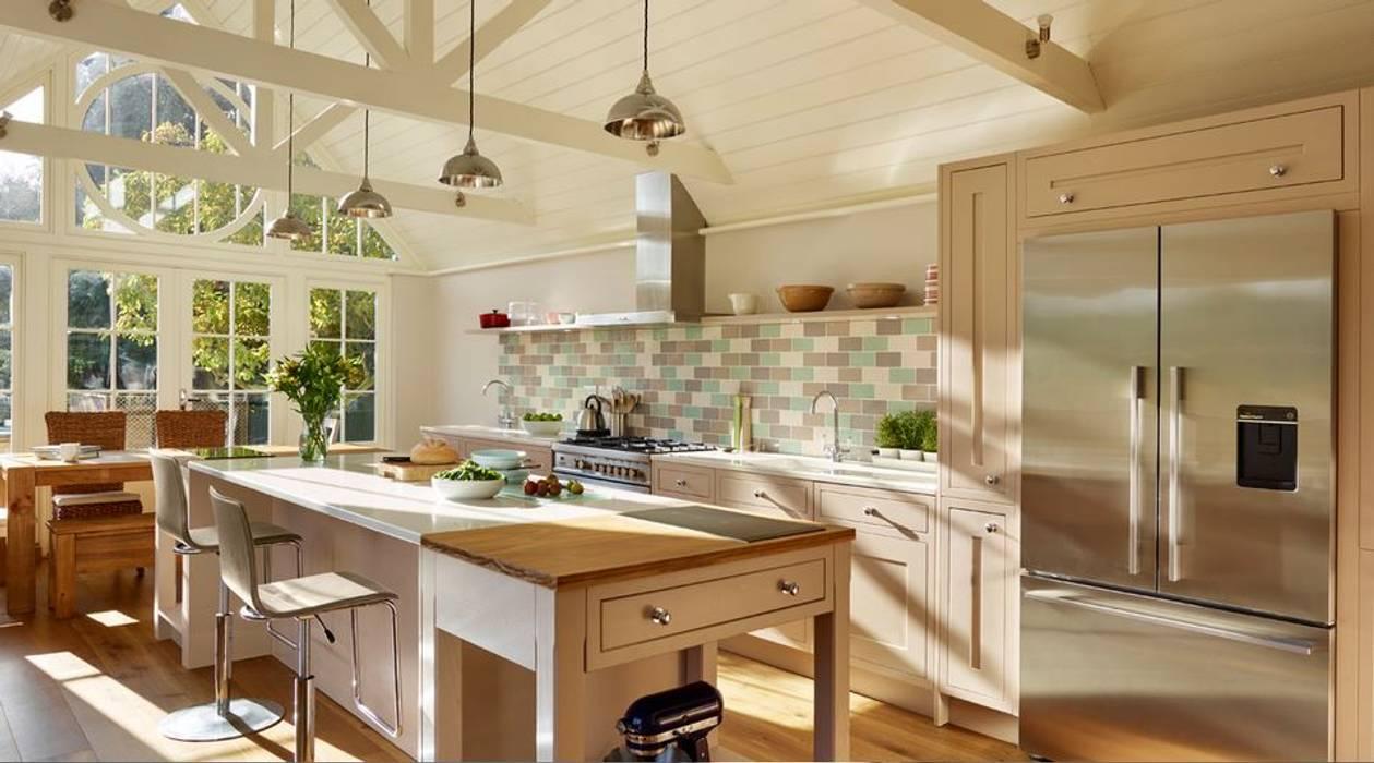 Kitchen Interior Modern Conservatory By Westbury Garden