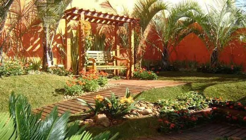 Jardim acessível: Jardins  por A Varanda Floricultura e Paisagismo