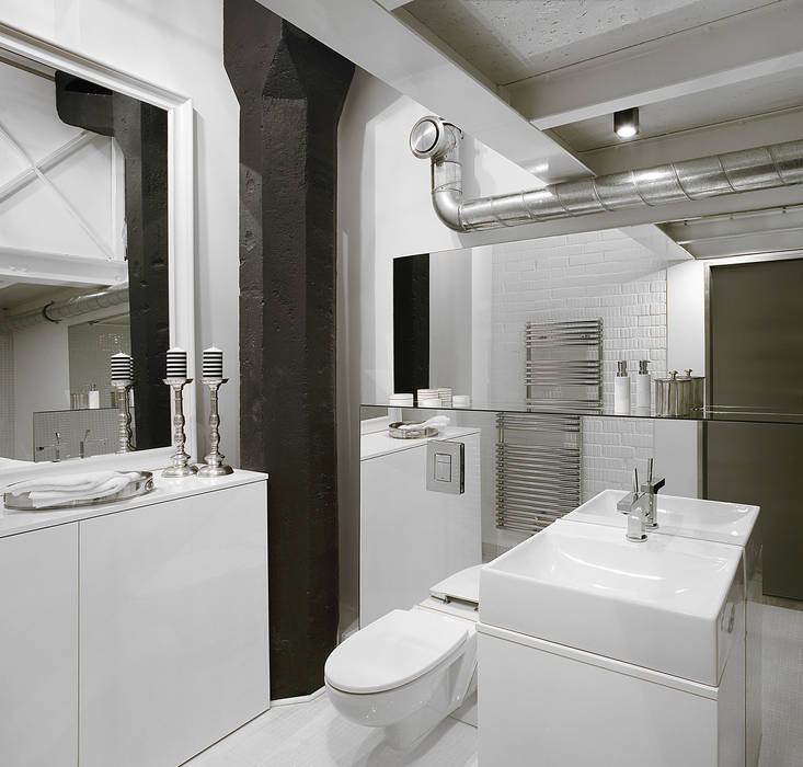 Moderne Badezimmer von justyna smolec architektura & design Modern
