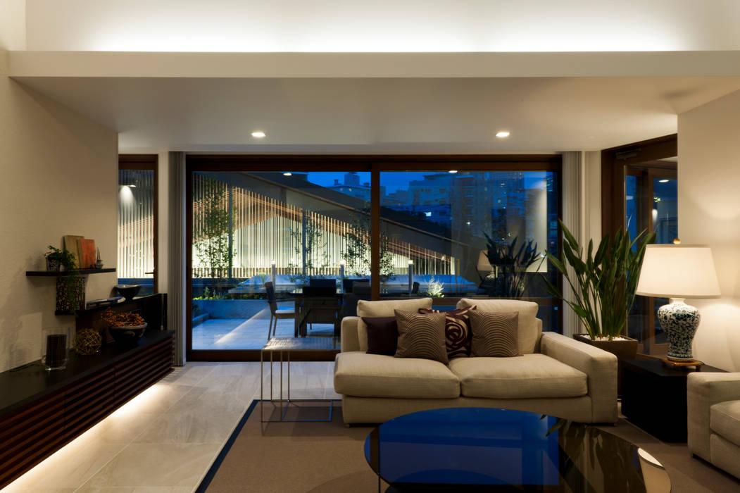 小川真樹建築綜合計画 Living room