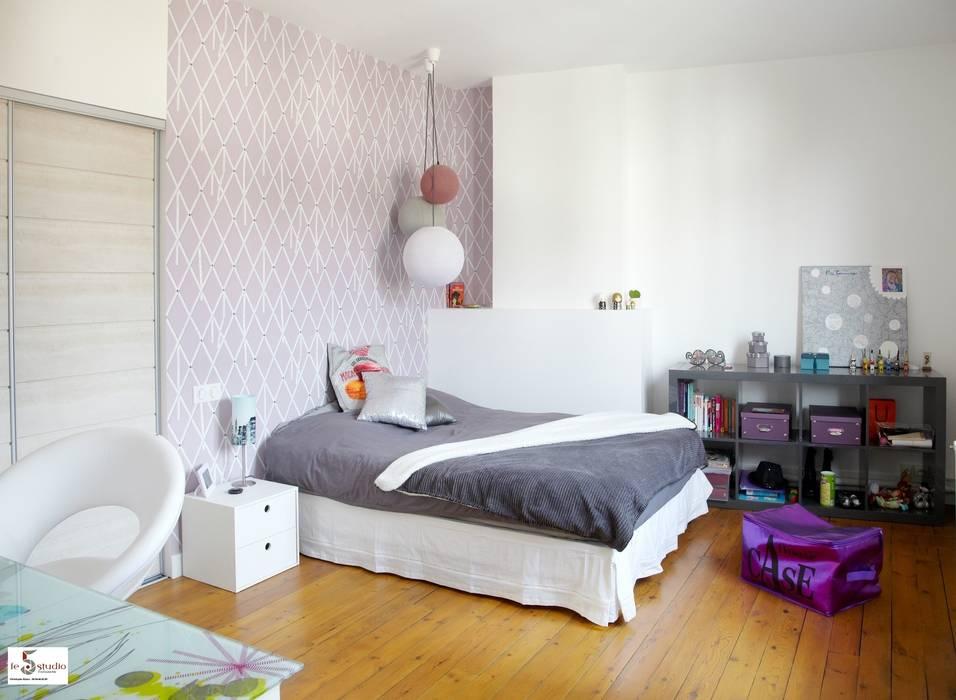 by Emilie Bigorne, architecte d'intérieur CFAI Modern