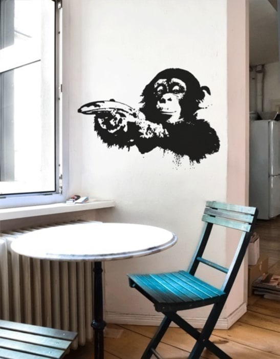 Urban ART Berlin Study/office