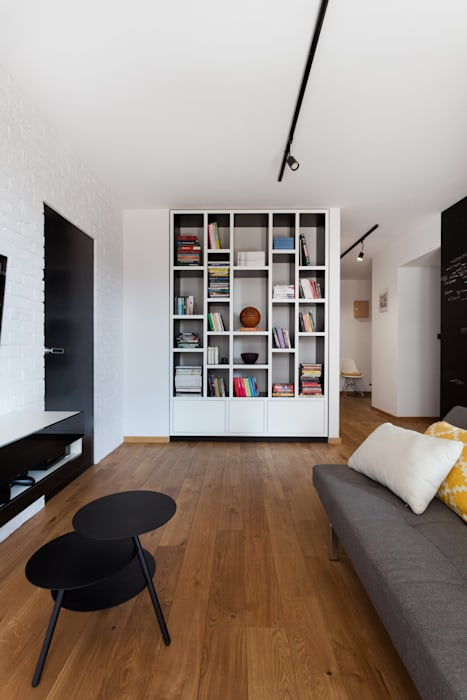 Living room by unikat:lab