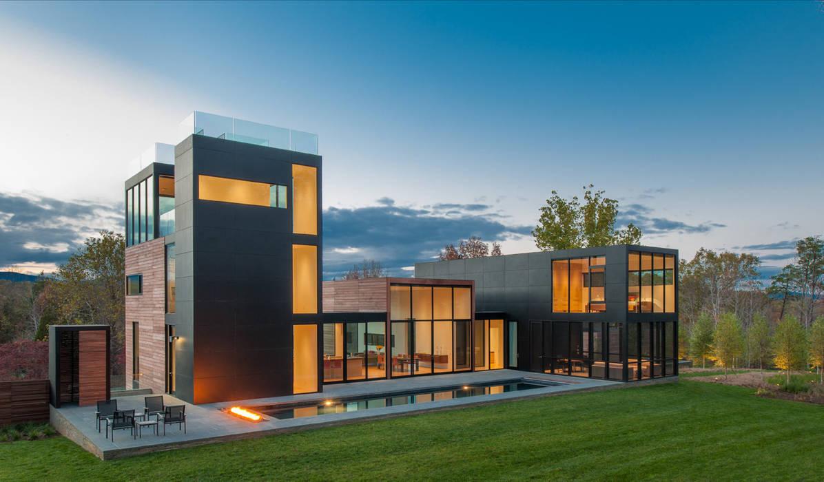 4 Springs Lane Modern houses by Robert Gurney Architect Modern