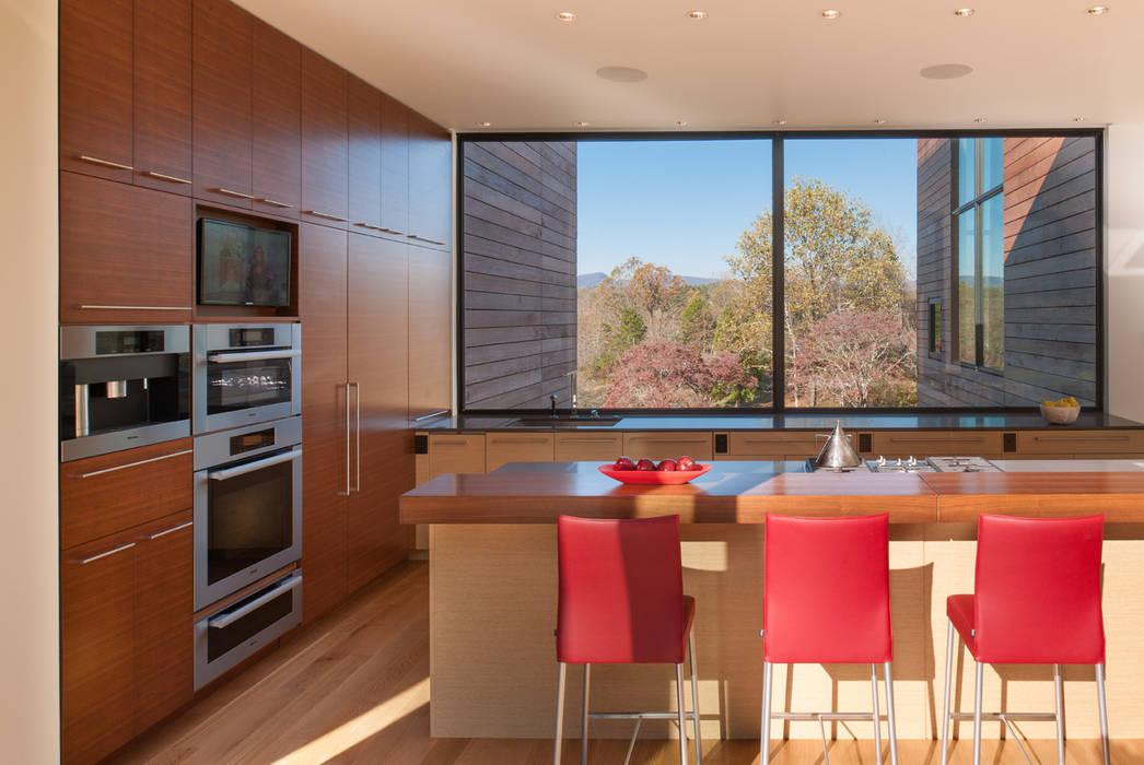 4 Springs Lane Modern kitchen by Robert Gurney Architect Modern