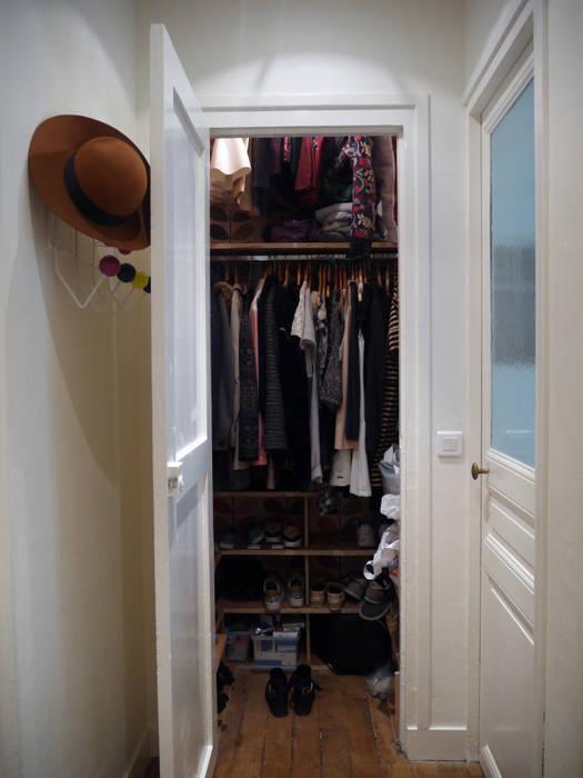 Closets de estilo clásico de homify Clásico