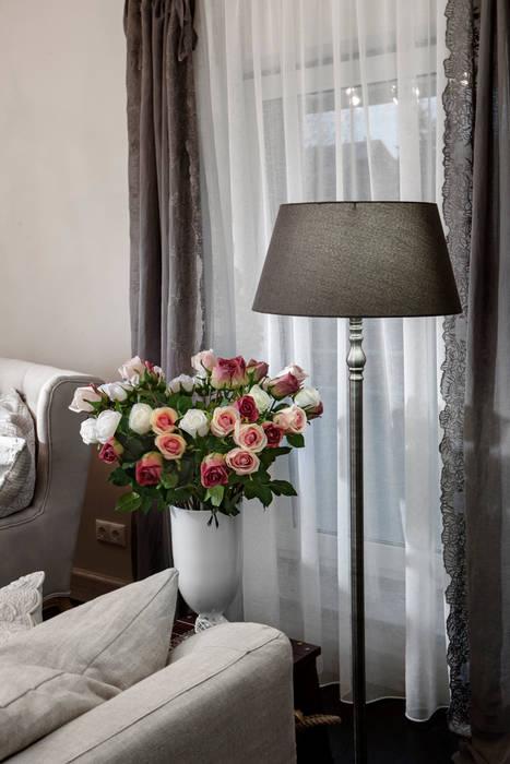 Гостиная: Гостиная в . Автор – Мария Бекетова  Света Лапина, Кантри