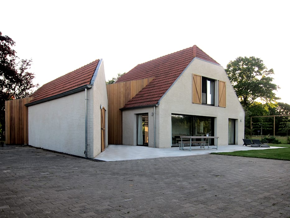 Tibbensteeg Hoonhorst van Tim Versteegh Architect