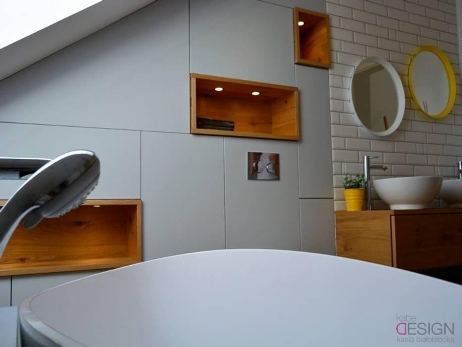 kabeDesign kasia białobłocka BathroomStorage