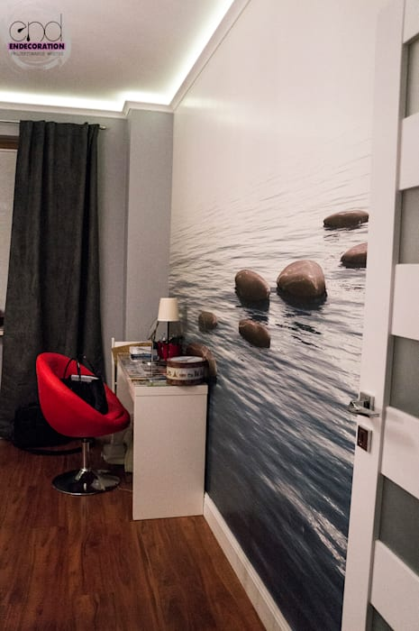 EnDecoration Спальня в стиле модерн