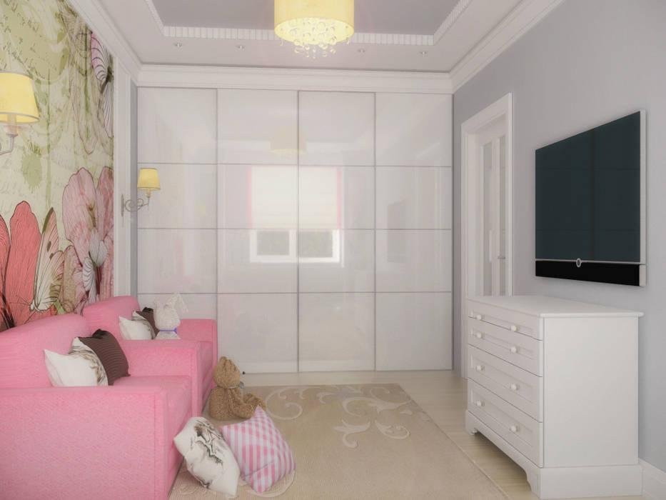ЖК Суходолье : Детские комнаты в . Автор – группа Kstudio,