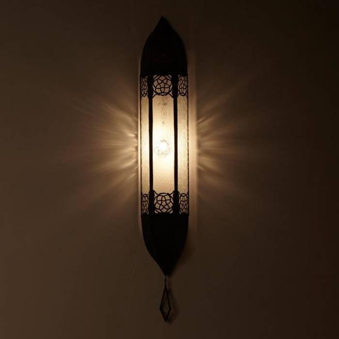 Lampa z Maroka, kinkiet YANA od DomRustykalny.pl Rustykalny