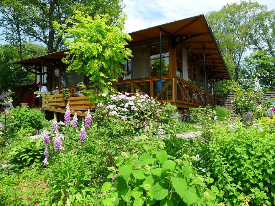 La  Province: 風建築工房が手掛けた家です。,北欧