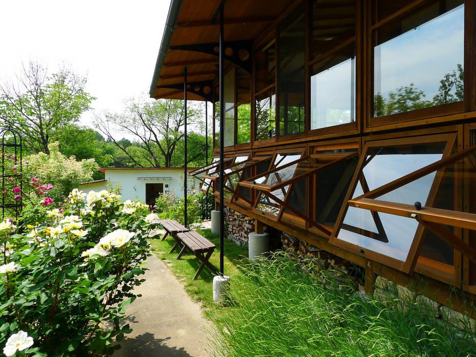 Windows by 風建築工房, Scandinavian