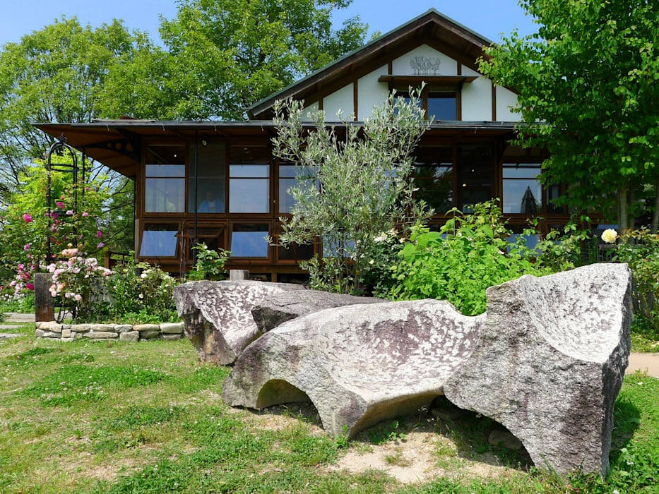 Houses by 風建築工房, Scandinavian